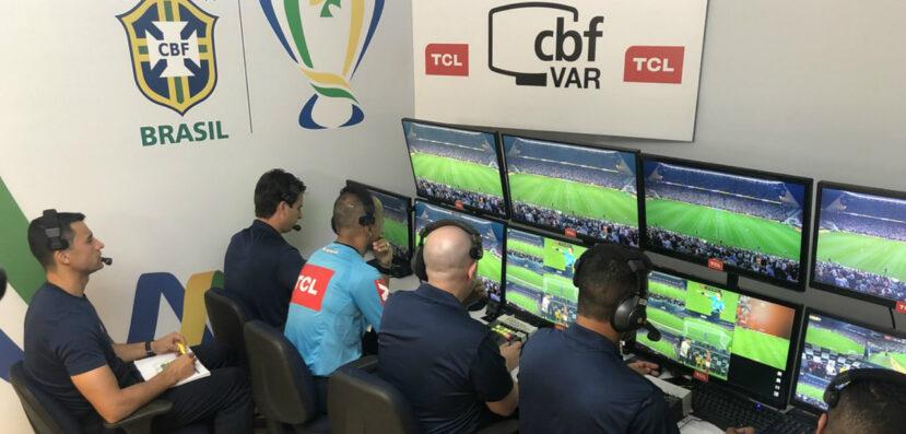 Confira os favorecidos e prejudicados com o VAR até a 16ª rodada do Brasileirão