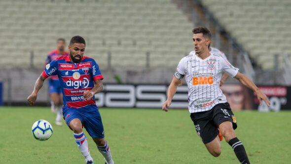 Corinthians X Fortaleza Veja Como Assistir Ao Jogo Do Brasileirao Ao Vivo