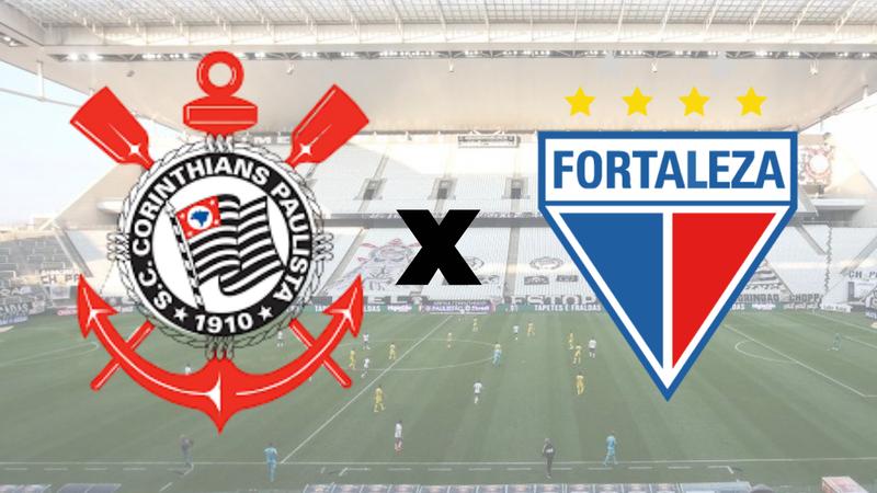 Corinthians X Fortaleza Acompanhe Todas As Informacoes Da Partida