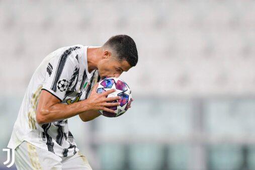 Cristiano Ronaldo está disponível na Juventus.