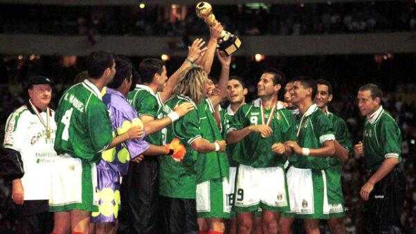 México x Brasil 1999