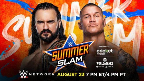 Drew McIntyre vs. Randy Orton