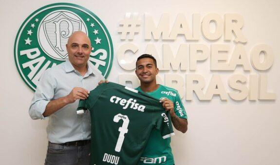 Dudu, Palmeiras, Galiotte