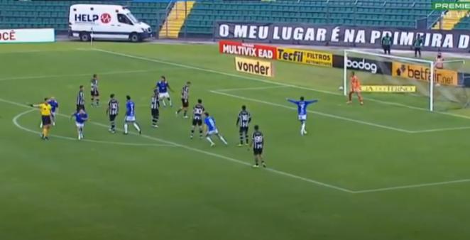 Figueirense x Cruzeiro