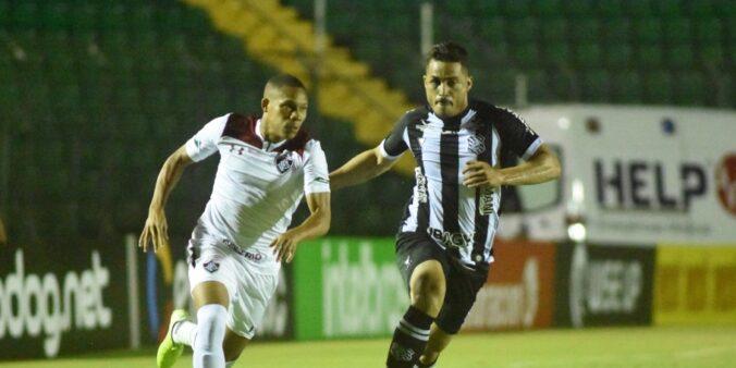 Fluminense x Figueirense Copa do Brasil