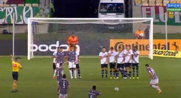 Fluminense x Figueirense gols