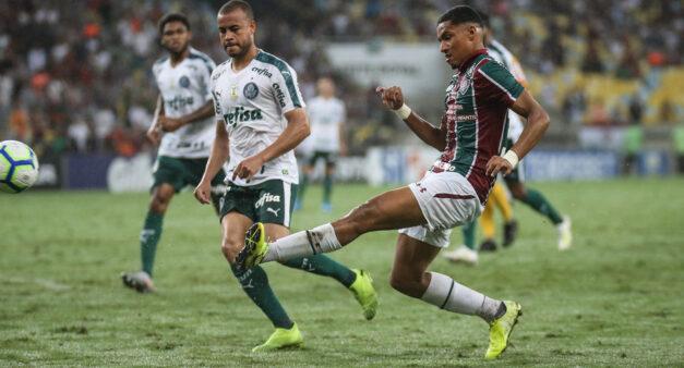 Fluminense x Palmeiras