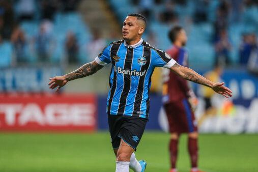 Luciano São Paulo Everton Grêmio