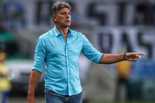 Grêmio x Caxias escalação