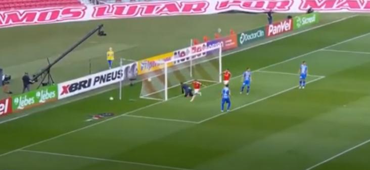 Internacional 4 X 0 Esportivo Gols E Melhores Momentos Do Gauchao