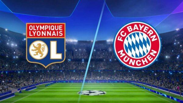 Lyon x Bayern