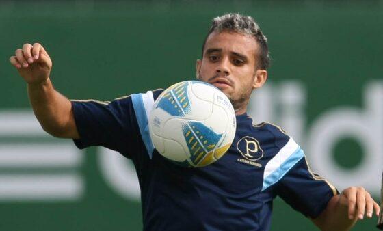 Maikon Leite passou pelo Palmeiras.