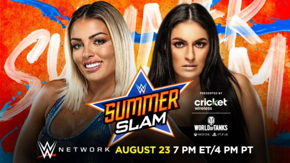 Mandy Rose vs. Sonya Deville