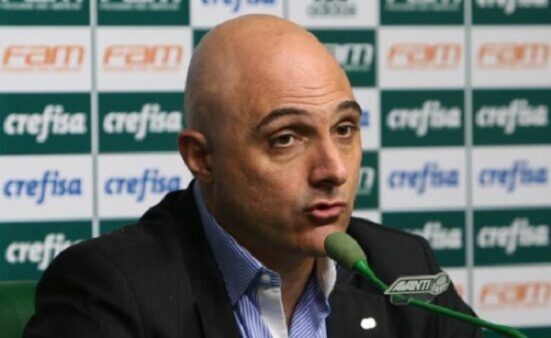 Presidente do Palmeiras