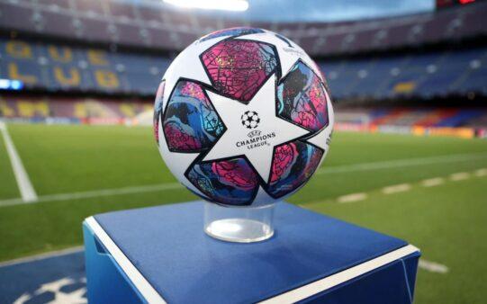 Champions League confrontos