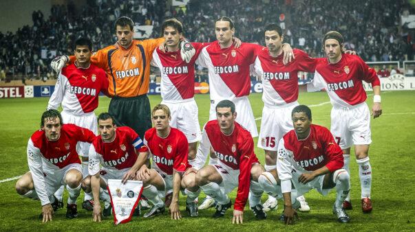Monaco Final da Champions PSG