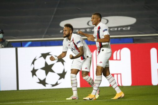 Neymar e Mbappé são estrelas do PSG.