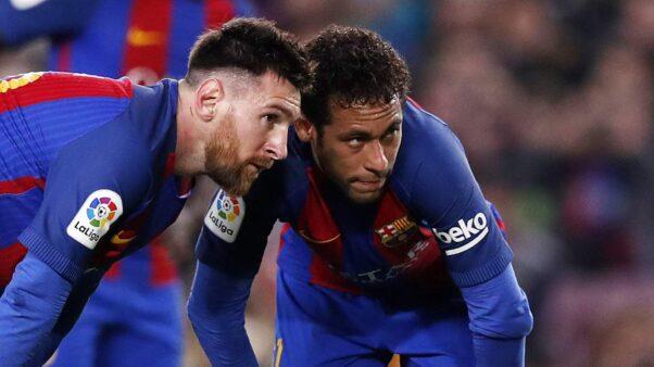 Messi pode jogar com Neymar novamente.