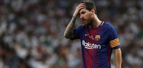 Messi fala pela primeira vez após polêmica com Barcelona
