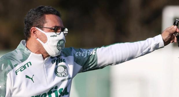 Palmeiras - escalação