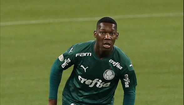 Palmeiras Patrick de Paula