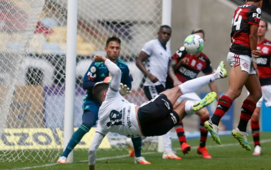 Flamengo x Botafogo gols
