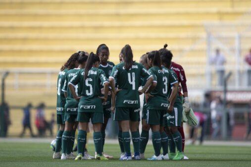 Assistir Ponte Preta x Palmeiras Brasileirão Feminino AO VIVO