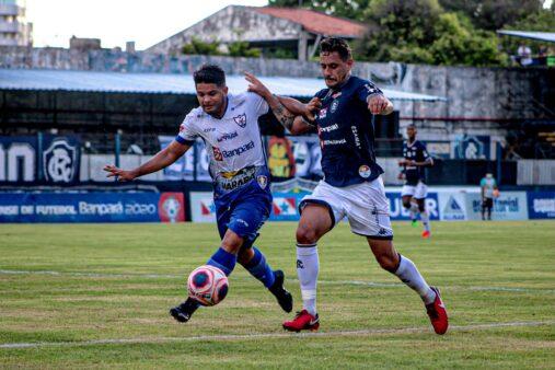 Eduardo Ramos fez a diferença na partida Remo x Águia