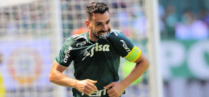 Palmeiras terá desfalques contra o Santos; veja a provável escalação