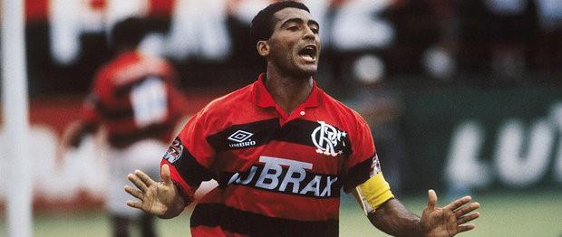 Romário FLamengo