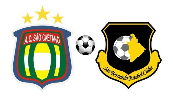 São Caetano x São Bernardo FC: como assistir à Série A2 AO VIVO