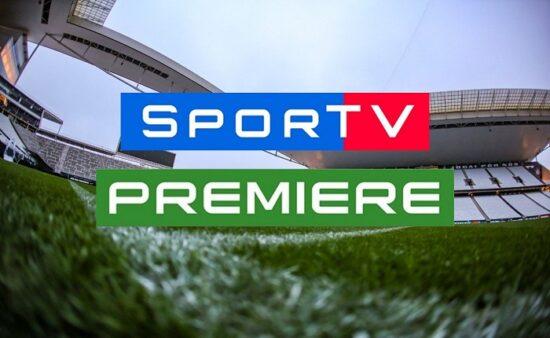 Jogos AO VIVO no SporTV e Premiere (Foto: Bruno Teixeira/ Reprodução Twitter oficial SC Corinthians Paulista (Montagem: Adriano Oliveira)