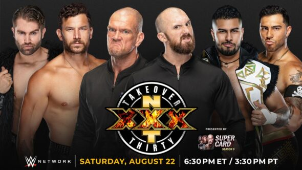 NXT Tag Team Titles