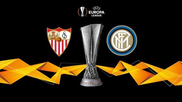 Sevilla x Inter de Milão/ Final da Liga Europa (Divulgação/ uefa.com/uefaeuropaleague/)