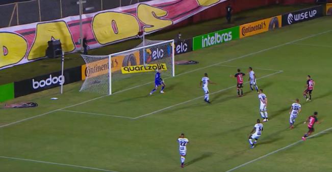 Vitória 3 x 4 Ceará: assista aos gols do jogo da Copa do Brasil