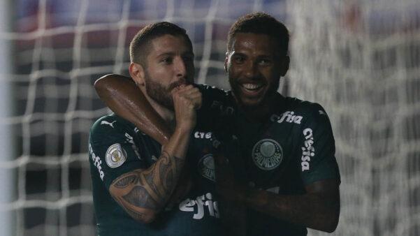 Palmeiras, Wesley