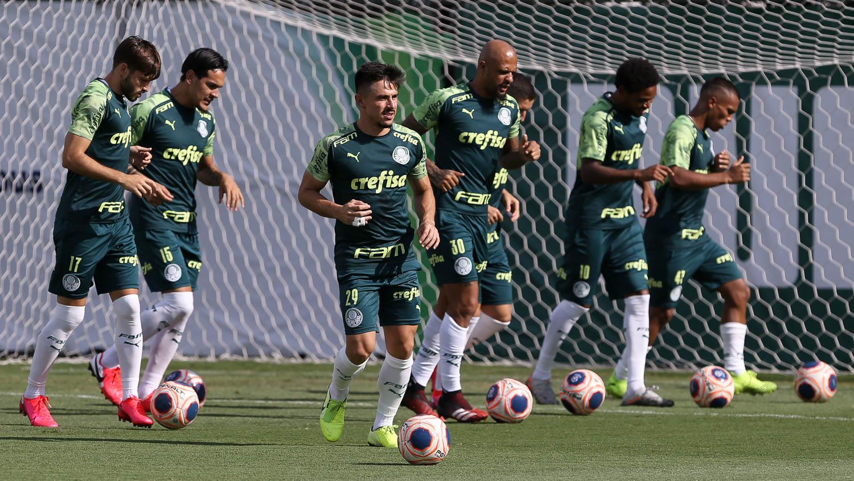 Palmeiras Deve Perder Jogador Important U00edssimo Em Jogos Do