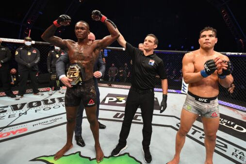 UFC 253 Adesanya x Borrachinha