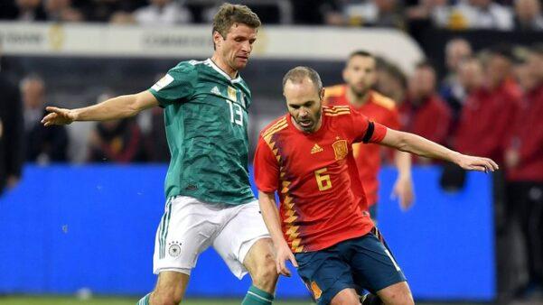 Tudo sobre o jogo e como assistir Alemanha x Espanha Liga das Nações
