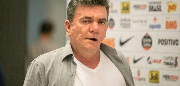 Andrés Sanchez protestos torcida Corinthians