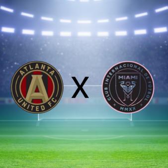atlanta united x inter miami assistir mls ao vivo
