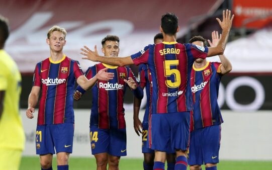 Celta x Barcelona AO VIVO