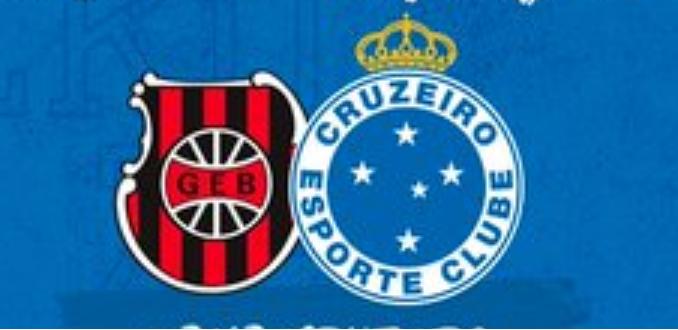 Brasil de Pelotas x Cruzeiro ao vivo