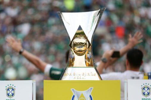 Troféu do Brasileirão Série A, torneio organizado pela CBF