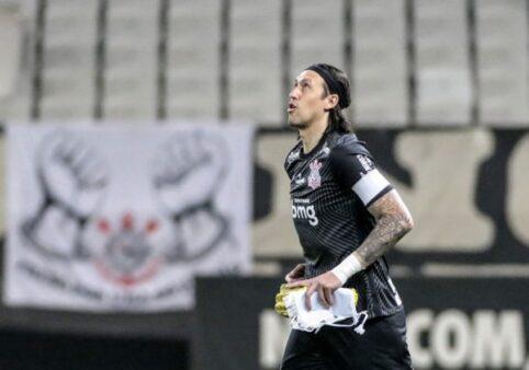 Cássio - Rodrigo Coca/Ag. Corinthians