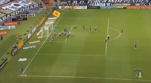 Ceará x Fortaleza gols