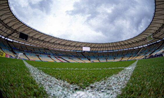 estádios volta cbf clubes campeonato carioca