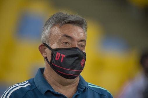 Domenec no Flamengo
