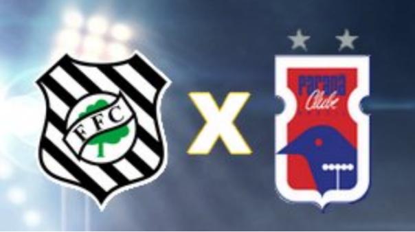 Figueirense x Paraná