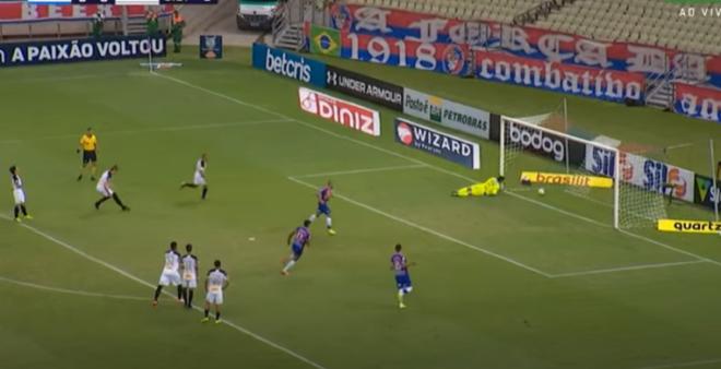 Fortaleza x Sport gols